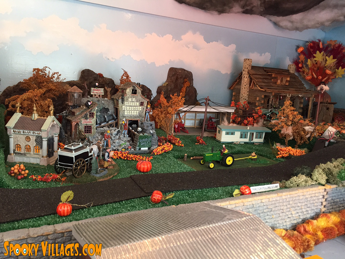 Tips For Your First Halloween Village – SpookyVillages.com