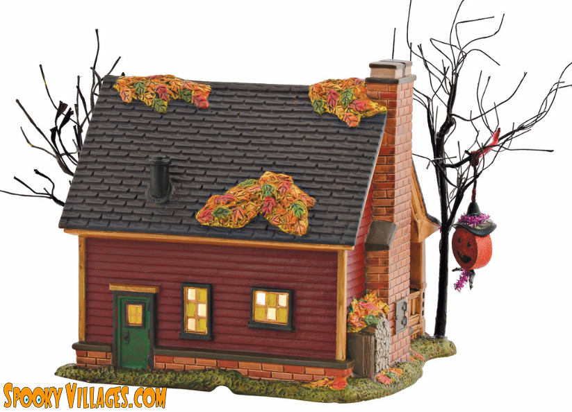 department 56 halloween party house 2
