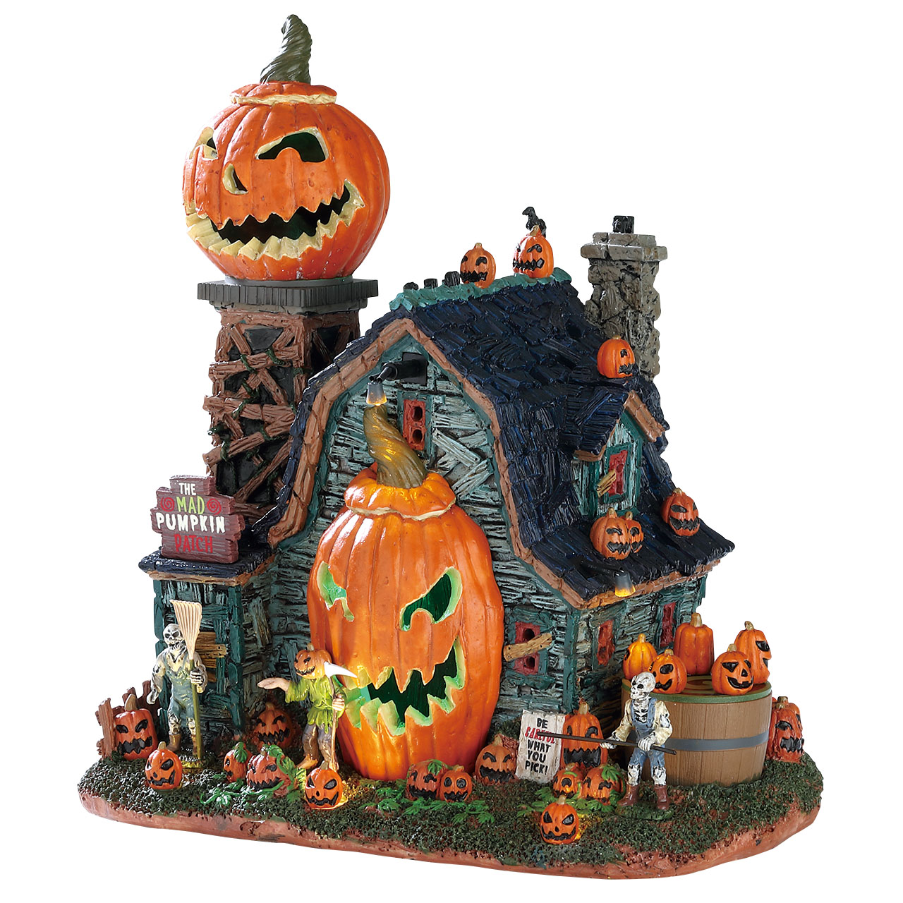 2017 Lemax Spooky Town Michaels Exclusives ...