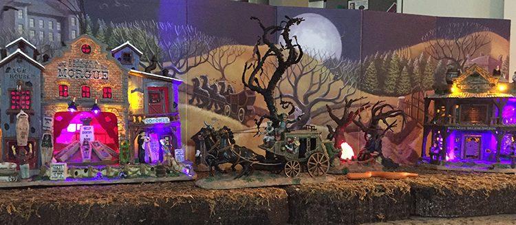 spooky villages online store is now open